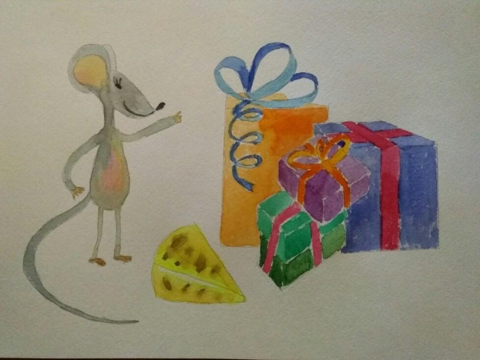Самостоятельность. Работа. Подарки