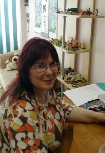 Онлайн психолог, психолог Новосибирск Александра Павловская