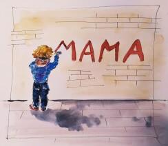 Про сочувствие молодым мамам